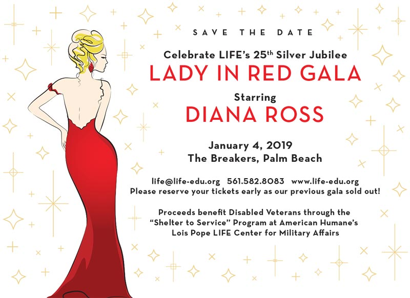 Lady In Red Gala image