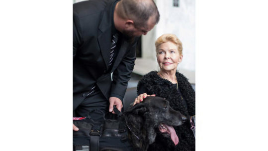 2019 Lois Pope K-9 Medal of Courage Awards