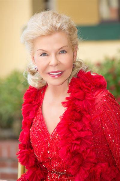 Mrs Lois Pope